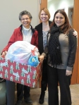 Cleveland Clinic Winter Clothing Donation for CMSD